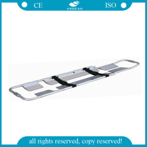 AG-5C Aluminum Alloy Scoop Stretcher pictures & photos
