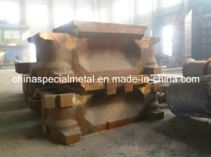 Sand Casting Ceramic Machine Stationary Base pictures & photos