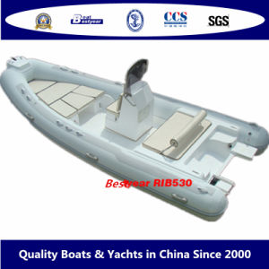 2010 Model Rigid Inflatable Boat RIB530 Boat pictures & photos