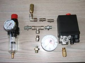 Compressor Parts Pressure Gauge pictures & photos