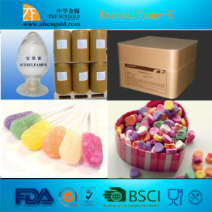 High Quality Food Addvitie Acesulfame/Acesulfame Potassium/Ace-K/Ak Sugar pictures & photos