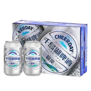 8 Plato Abv3.1% 330ml Cheerday Brand Canned Beer pictures & photos