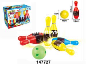 Promotion Plastic Toys Bowling Set (147727) pictures & photos