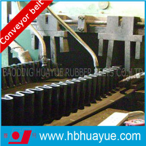 Corrugated Sidewall 90 Degree Belting (B400-2200) pictures & photos