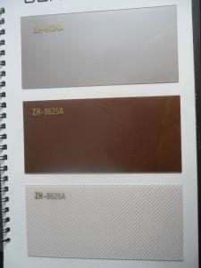 4X8 PVC Transparent Sheet (colorful) pictures & photos