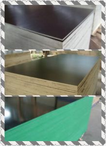 18mm Marine Plywood with Poplar Core WBP Glue First Grade pictures & photos