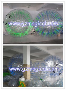 High Quality Inflatable Moon Walker Ball Inflatable Shinning Zorb Ball (RA-088) pictures & photos