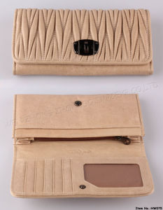 New Fashion Womens′ Leather Wallet (HW075/HW077) pictures & photos