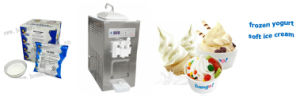 Table Top Yogurt Bar Machine Hm118 pictures & photos