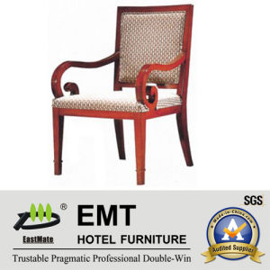 Hotel Furniture Wooden Chair Meeting Room Chair (EMT-HC18) pictures & photos