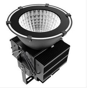 Most Power LED High Bay Light Alibaba China LED Work Light 200W SMD Black Housing Heating Radiators