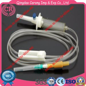 Disposable and Sterile Infusion Set Sterile pictures & photos