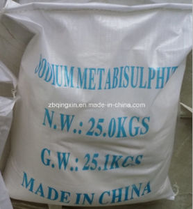 Manufacturer Supply Sodium Metabisulfite (SMBS) by SGS pictures & photos
