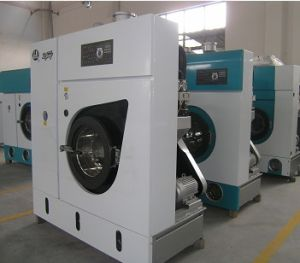 10kg Automatic Dry Cleaning Machine pictures & photos