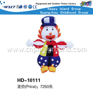 Cartoon Inflatable Advertisement Cheap Inflatable Game (HD-10111) pictures & photos
