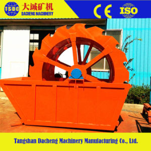 High Capacity Washing Equipment Rotating Sand Washer pictures & photos
