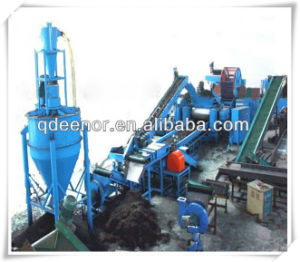 Tire Shredder Tyre Recycling Equipment Wasty Tire Recycling Equipment pictures & photos