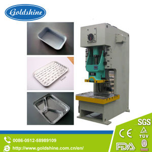 Aluminum Foil Plate Making Machine pictures & photos