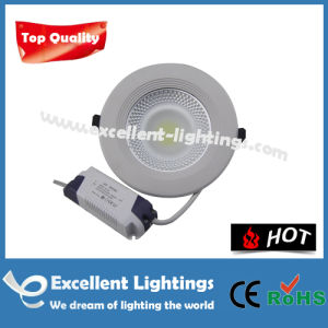 85-265V Broad Voltage High CRI SAA LED Downlight