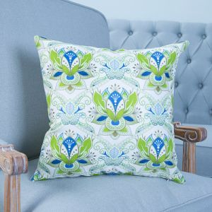 Digital Print Decorative Cushion/Pillow with Geometric Pattern (MX-36C) pictures & photos
