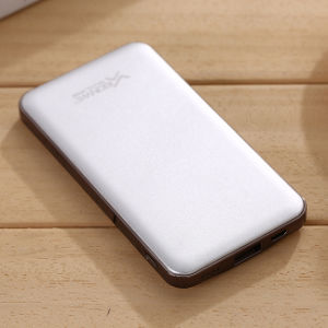 Aluminum Power Bank 6000mAh Cool Touching Custom Logo pictures & photos