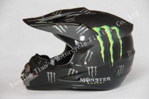 Cross Helmet (RM-125mat black)