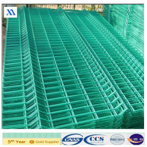 PVC Coated Hog Wire Fencing Panels (XA-WP20) pictures & photos