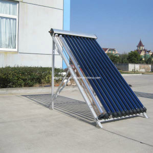 Pressurized U Pipe Solar Collector (hot sale) pictures & photos