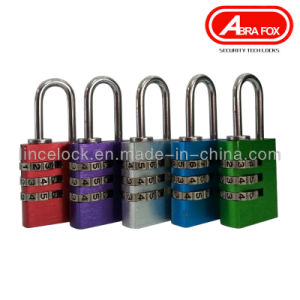Aluminium Alloy Combination Padlock (15) pictures & photos