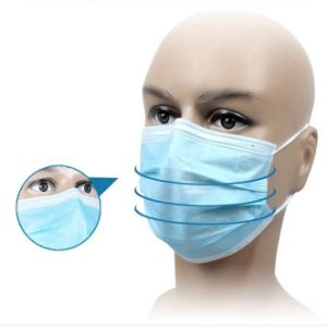 Disposable Nonwoven Surgical Face Mask/Medical Surgical Face Mask pictures & photos