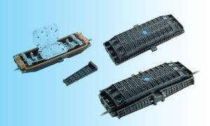 Optical Fiber Splice Closure Optical Fiber Closure Jw004 pictures & photos