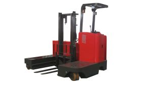 Mima 2.5t Electric Side-Loading Forklift pictures & photos
