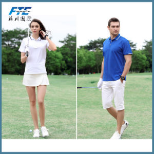 High Quality Polo T-Shirt for Golf pictures & photos