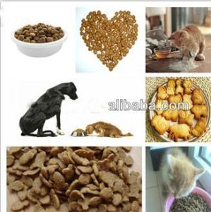 Durable Usage Easy Operated Automatic Pet Food Processing Machinery pictures & photos