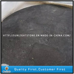 Honed Bluestone Limestone Table for Outdoor pictures & photos