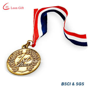 Wholesale Olympic Running Custom Gold Medallion pictures & photos