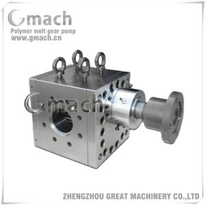 Extrusion Melting Pump Melt Gear Pump for Plastic Extruder pictures & photos