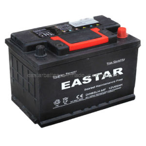 DIN 12V65ah Smf Automotive Battery-DIN65LHMF pictures & photos