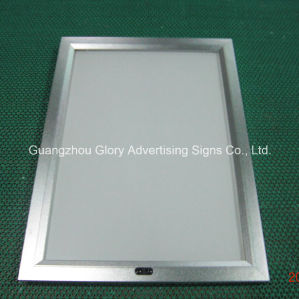 Aluminium Frame Sensor Magic Mirror Advertising Light Box pictures & photos