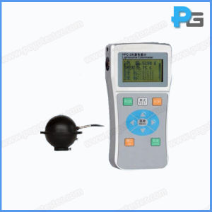 Portable LED Illuminance Light Spectrometer Color Meter pictures & photos