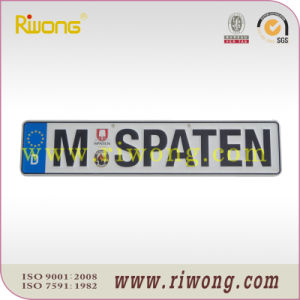 European License Plate pictures & photos
