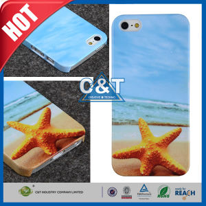 C&T New Fashion Design Beautiful Starfish Hard Case for iPhone 5s pictures & photos