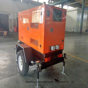 8.5-19.2kVA Welding Generator by Swt Factory pictures & photos