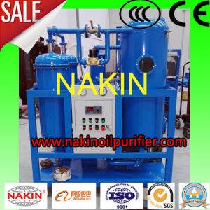 Latest Technology Used Oil Purification Turbine Oil Recycling Plant pictures & photos