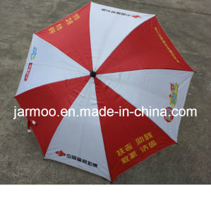 Customized Outdoor Promotional Printing Folding Beach Parasol pictures & photos