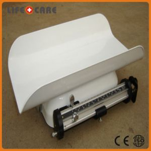 160/200kg Max Weight Medical Double Ruler Body Scale pictures & photos