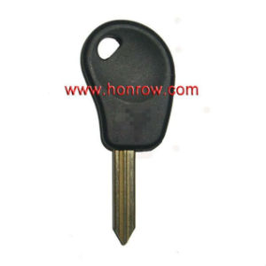 Citroen Transponder Key Blank