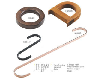 S Shape Hook Iron Hook Stainless Steel Hook Hanger pictures & photos