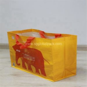 PP Woven Shopping Bag with OPP Film pictures & photos