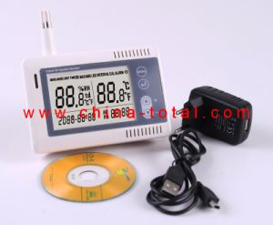 Sr7810-CO2 Series CO2 Temperature and Humidity 3 in 1 Monitor with SD Card pictures & photos